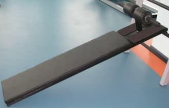 Доска для пресса PRO с 2 валиками и 2 ручками - Навесное оборудование, артикул:2949