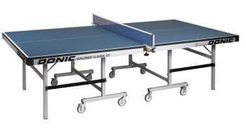 Теннисный стол Donic Waldner Classic 25 синий - Теннисные столы для помещений, артикул:6227