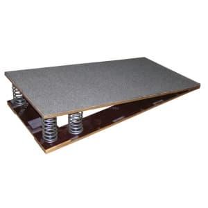 Мостик подкидной усиленный, 4 пружины - Мостики гимнастические, артикул:4443