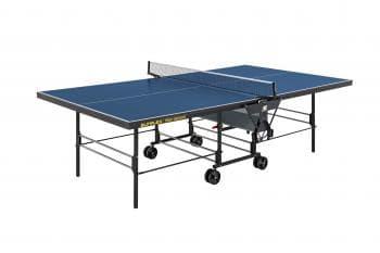 Теннисный стол Sunflex True Indoor синий - Теннисные столы для помещений, артикул:6136