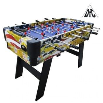 Игровой стол DFC JOY 5 в 1 - Настольный футбол, артикул:6712