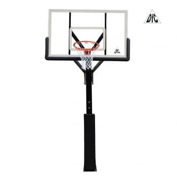 Стационарная баскетбольная стойка DFC ING60A - Стационарные стойки, артикул:6911