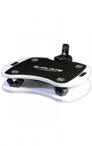 Виброплатформа G-Plate G 1.0 белый - Виброплатформы, артикул:6780