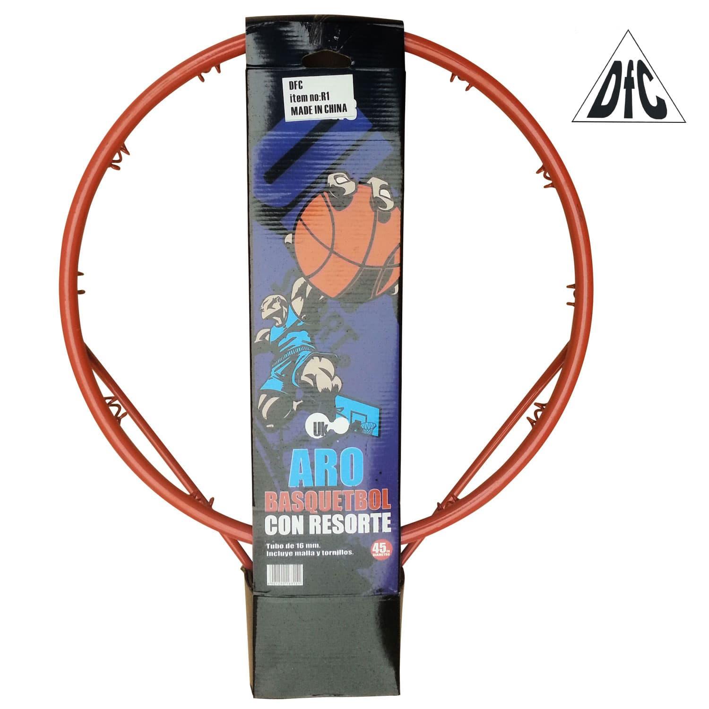Кольцо баскетбольное 18   DFC R1 - Щиты с кольцами, артикул:4866