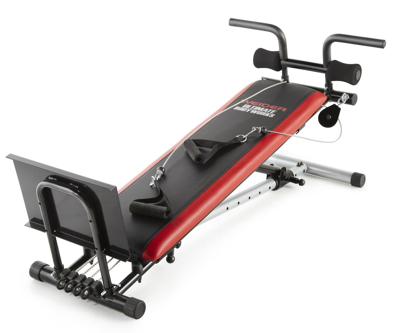 Total Trainer Weider Ultimate Body Works - Мультистанции, артикул:3813