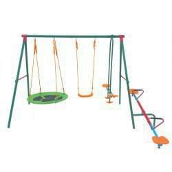 Детский уличный комплекс DFC MSW-01 - Уличное оборудование, артикул:7040