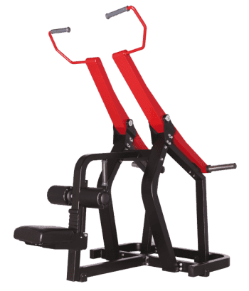 Верхняя тяга Bronze Gym A-07 - Со свободными весами, артикул:9408