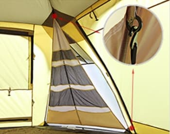 Органайзер к шатру-тенту COSMOS 400 - Палатки, артикул:8106