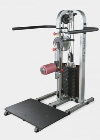 Отведение-приведение бедра стоя Body Solid ProClub SMH-1500G - Со встроенными весами, артикул:9491