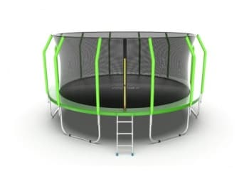 Батут Evo Jump Cosmo 16ft (Green) - , артикул:10785