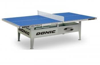 Теннисный стол Donic Outdoor Premium синий - Теннисные столы всепогодные, артикул:6319