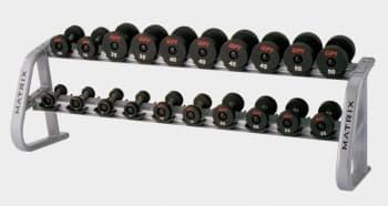 Подставка под гантели (10 пар) Matrix G3 FW91 - Стойки для хранения, артикул:9355