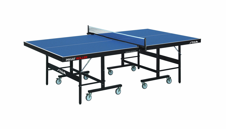 Теннисный стол Stiga Privat Roller - Теннисные столы для помещений, артикул:4256