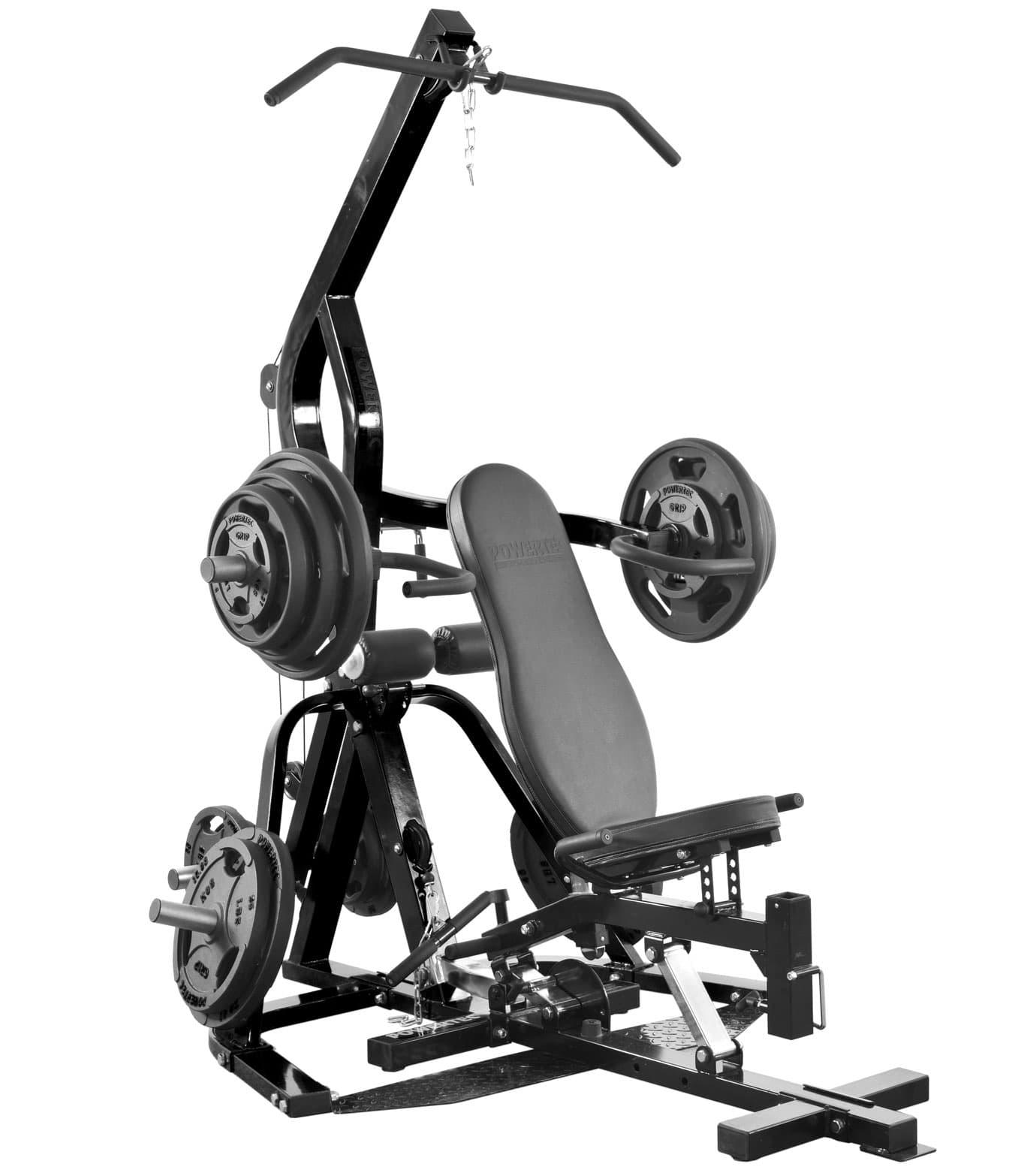 Силовой тренажер Powertec Lever Gym TM WB-LS14-B - Мультистанции, артикул:4092