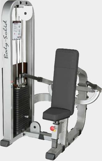 Трицепс-машина Body Solid ProClub STM-1000G - Со встроенными весами, артикул:9494