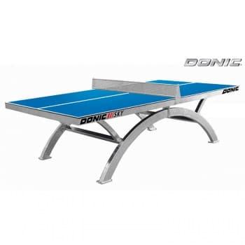 Антивандальный теннисный стол Donic SKY синий - Теннисные столы всепогодные, артикул:8266