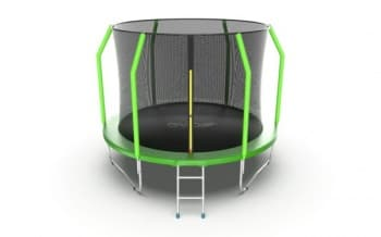 Батут Evo Jump Cosmo 10ft (Green) - , артикул:10781