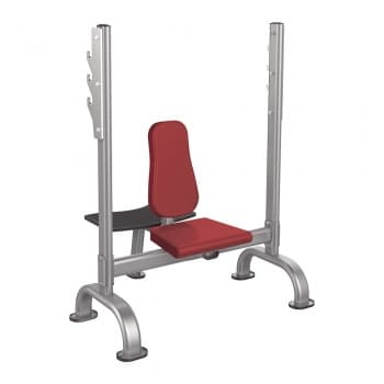Скамья для жима вертикальная AeroFit Professional Impulse Techno IT7031 - Для жима штанги, артикул:10315