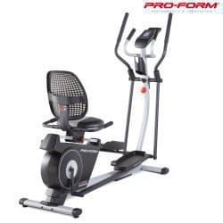 Эллиптический тренажер Pro-Form Hybrid Trainer - Эллиптические тренажеры, артикул:8162