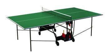 Теннисный стол Sunflex Hobby Indoor зелёный - Теннисные столы для помещений, артикул:6131