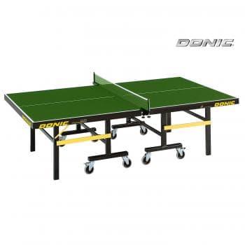 Теннисный стол Donic Persson 25 зеленый - Теннисные столы для помещений, артикул:6231
