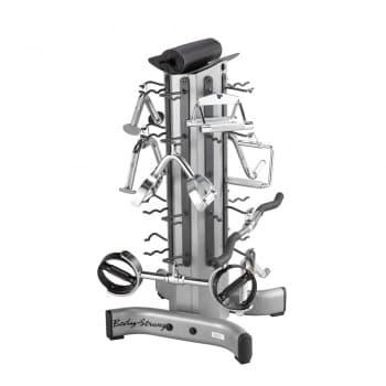Стойка для аксессуаров Body-Solid CAS – 458 - Стойки для хранения, артикул:10287