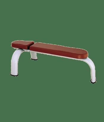 Скамья горизонтальная Bronze Gym H-036 - Универсальные скамьи, артикул:6811