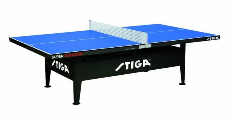 Теннисный стол Stiga Super Outdoor - Теннисные столы всепогодные, артикул:5088