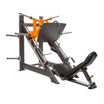 Жим ногами под углом 45 градусов AeroFit Professional Inotec Athletic Line А5 - Со свободными весами, артикул:10461