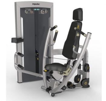 Жим от груди AeroFit Professional ExoForm FE9701 - Со встроенными весами, артикул:10091