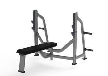 Опция для олимпийских скамеек AeroFit Professional Inotec Free Weight Line Е32А - Для жима штанги, артикул:10437