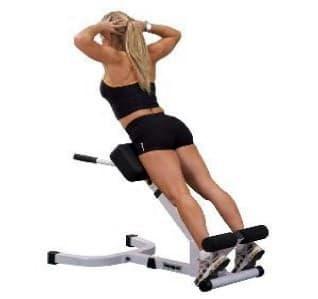 Гиперэкстензия Body-Solid PHYP200 - Римские стулья и гиперэкстензии, артикул:2260