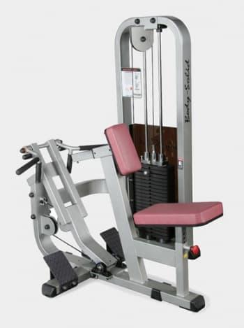 Гребная тяга Body Solid ProClub SRM-1700G - Со встроенными весами, артикул:9493