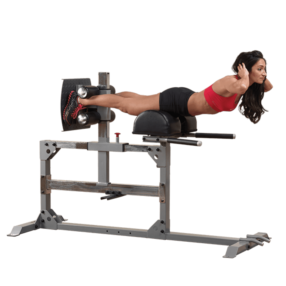 Римский стул BodySolid SGH500 - Римские стулья и гиперэкстензии, артикул:2848