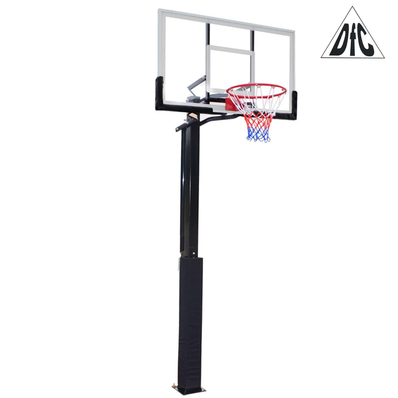 Стационарная баскетбольная стойка DFC ING56A - Стационарные стойки, артикул:5011