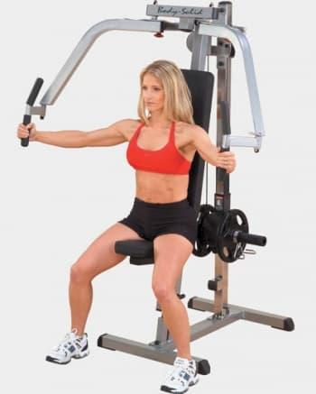 Баттерфляй GPM-65 - Для мышц рук, артикул:9504