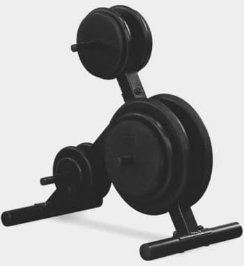 Подставка для стандартных дисков Body-Solid SWT14 - Стойки для хранения, артикул:9539