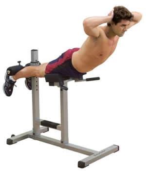 Римский стул / гиперэкстензия Body-Solid GRCH-322 - Гиперэкстензия, артикул:2261