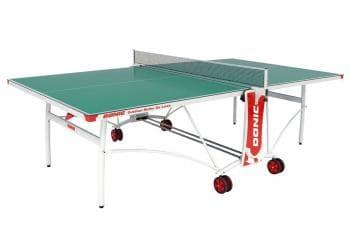 Теннисный стол Donic Outdoor Roller De Luxe зеленый - Теннисные столы всепогодные, артикул:6316
