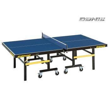 Теннисный стол Donic Persson 25 синий - Теннисные столы для помещений, артикул:6230
