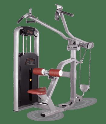 Верхняя тяга BRONZE GYM MV-012 - Со встроенными весами, артикул:6834