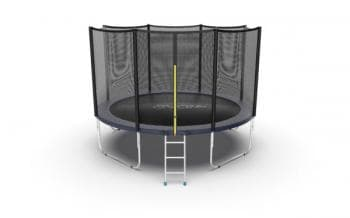Батут Evo Jump External 12ft (Blue) - Разное, артикул:10757