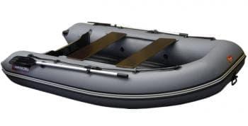 Надувная лодка Хантер 290 А серый - Хантер, артикул:6289