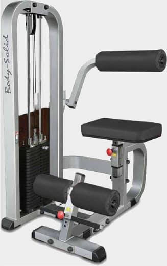 Разгибание спины Body Solid ProClub SBK-1600 - Со встроенными весами, артикул:9492