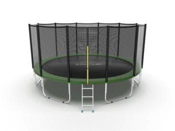 Батут Evo Jump External 16ft (Green) - Разное, артикул:10759
