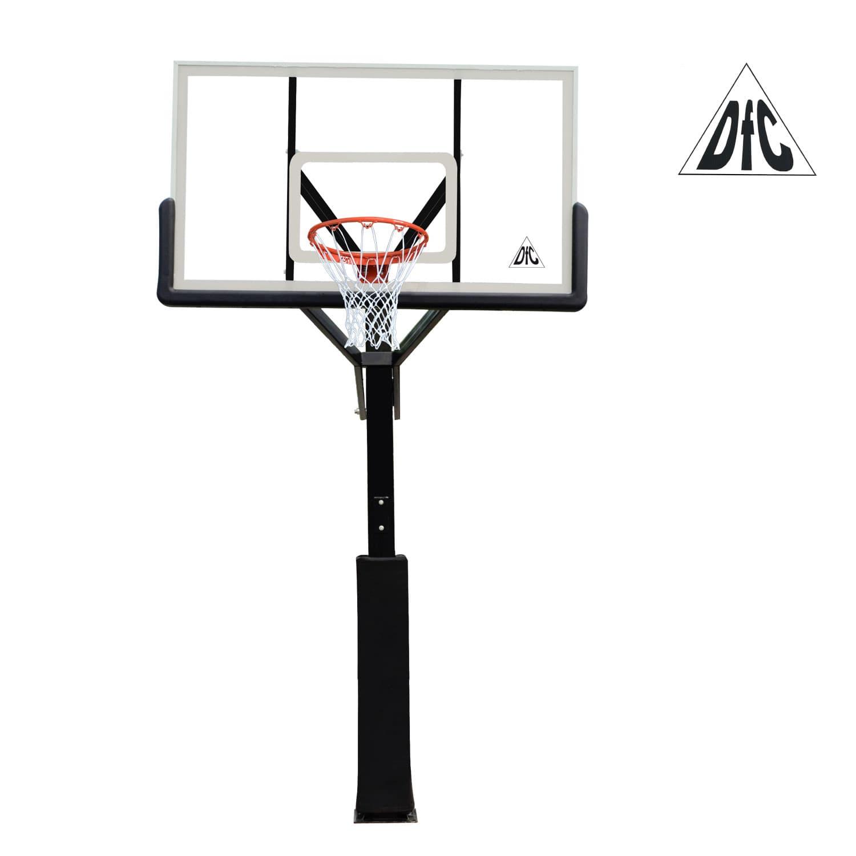Стационарная баскетбольная стойка 72   DFC ING72G - Стационарные стойки, артикул:4875