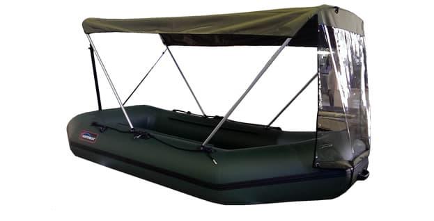 Тент-крыша - Акссуары к лодкам Хантер, артикул:4286