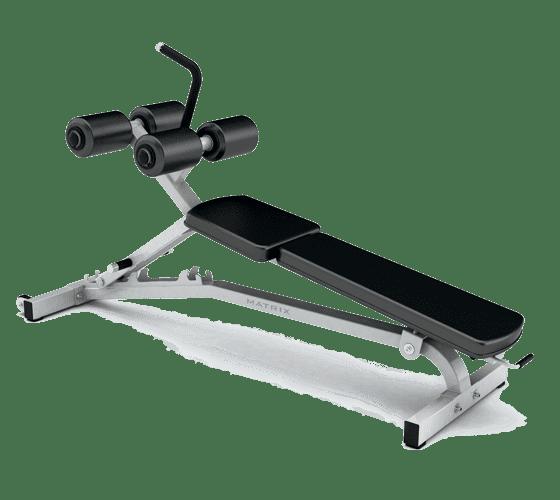 Скамья для скручивания MATRIX G1-FW152 - Для пресса и спины, артикул:5161