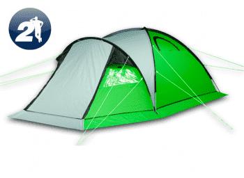 Туристическая палатка World of Maverick IDEAL 200 Alu - Палатки, артикул:7986