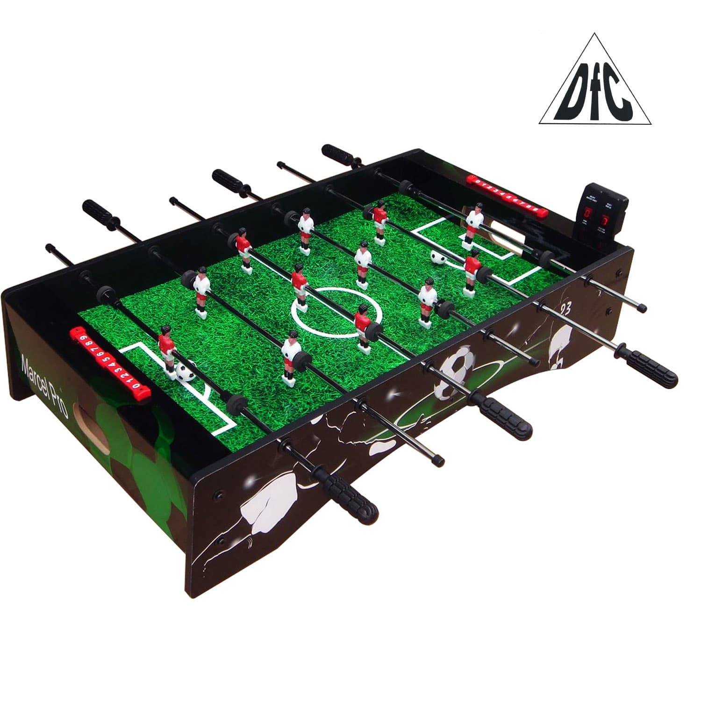 Игровой стол DFC Marcel Pro футбол - Настольный футбол, артикул:5022